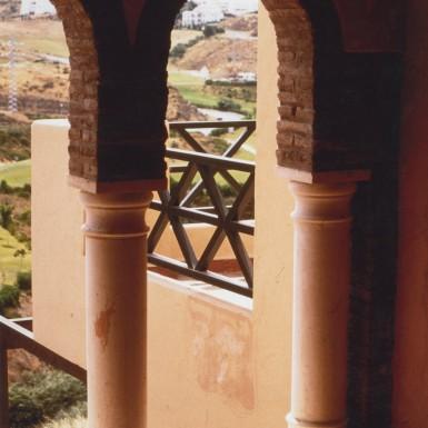 detalle de arcos