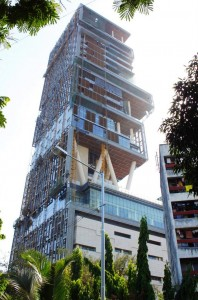 Antilia Building, Mumbai